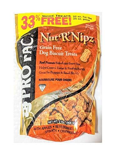 PRO PAC, Nut'R'Nipz, 2 Pound -
