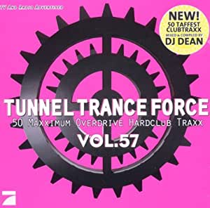 Various - Tunnel Trance Force Vol. 34