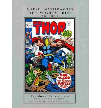 Read Online By Stan Lee - Marvel Masterworks: The Mighty Thor - Volume 9 (2010-12-09) [Hardcover] pdf