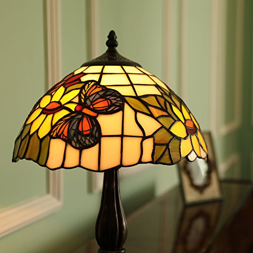 Tiffany style table lamp shade