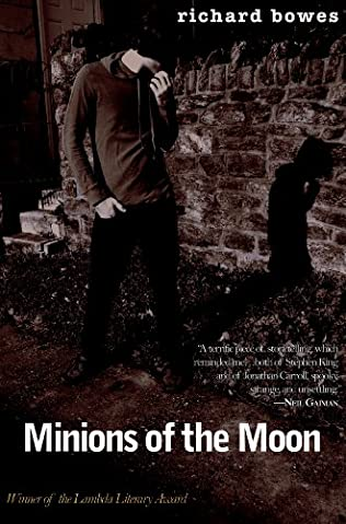 book cover of Minions of the Moon