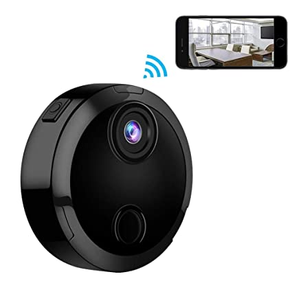 Amazon com: Mini WiFi Camera IP Camera HD 1080P Wireless