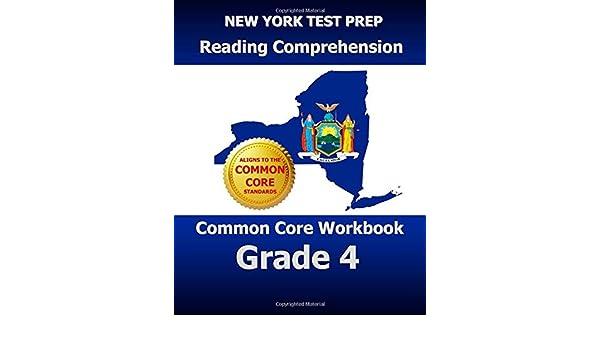 Amazon.com: NEW YORK TEST PREP Reading Comprehension Common Core ...