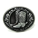 Best Leader Cowgirl Boots - Rodeo Western Cowboy Cowgirl Rider Boots Belt Buckle Review