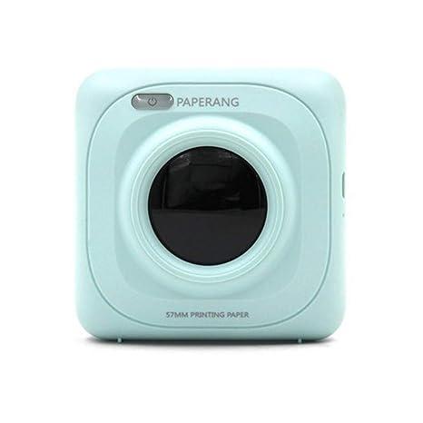Amazon.com: Impresora térmica portátil Bluetooth 4.0, con ...