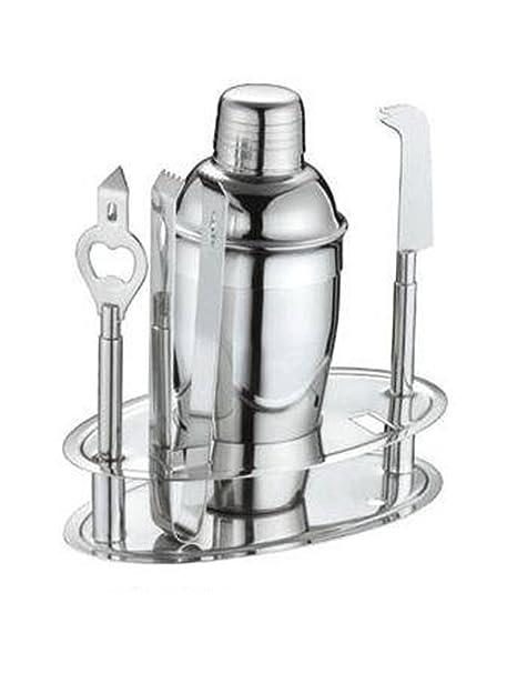 Barman cozyle utensilios de cocina acero inoxidable Cristal ...