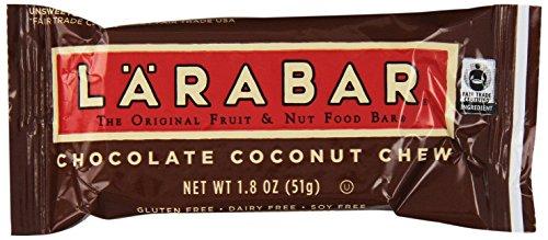 Larabar Snack Bar, Chocolate Coconut (Larabar Bars Chocolate Coconut Chew)