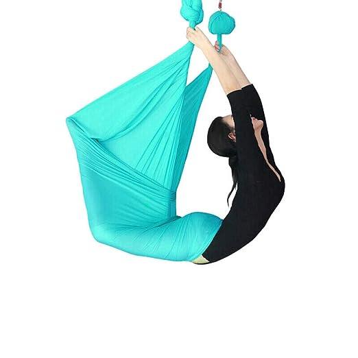 NFNFUNNM Hamaca De Yoga Aérea Inicio para Principiantes ...