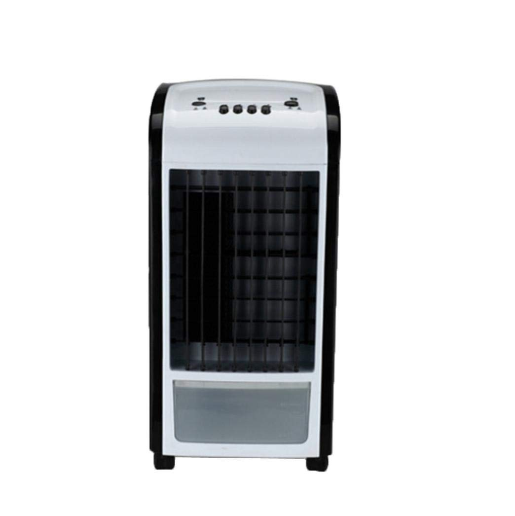 Gaddrt Air Cooler 4 in 1 Air Conditioner Humidifier & Purifier Freshener Portable Mini Water Cooling Fan 3.5L Green without Remote Control