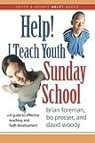 img - for Help! I Teach Youth Sunday School (Smyth & Helwys Help! Books) book / textbook / text book
