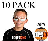 Basketball Dribble Goggles 10 Pack Plus Workout DVD