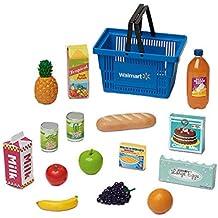My Life As Shop Basket - Blue