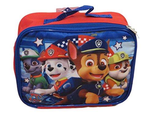 [해외]Paw Patrol 남아용 단열 도시락 상자 - 도시락 가방 / Paw Patrol Boys Insulated Lunch Box - Lunch Bag