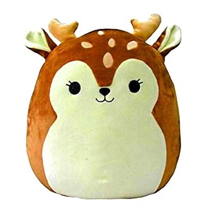 "Squishmallow - Dawn The Fawn - 16"": Toys & Games"