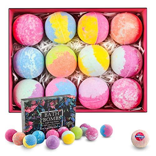 Ophanie Bath Bombs Gift Set 12 x 4.23 oz, Large...