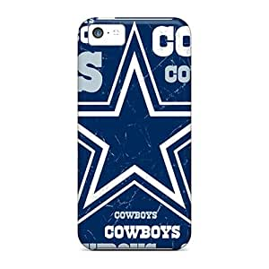 BRc3752QNkC Tpu Phone Case With Fashionable Look For Iphone 5c - Dallas Cowboys