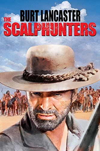 Amazon Com The Scalphunters Burt Lancaster Shelley