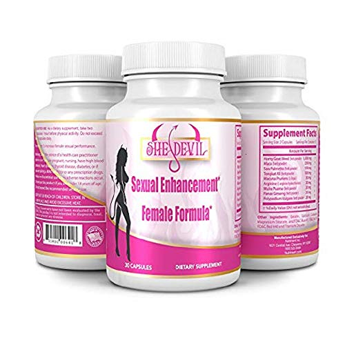 Intimacy Formula for Women- Natural Herbal Female Desire Supplement - Better Intimate Experiences- Increase Stamina & Energy- Boosts Bedroom Drive- Prevent Female Dryness (Enhancement Formula Sexual)
