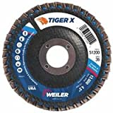 Flap Disc, 4-1/2 in. x 36 Grit, 13000 RPM