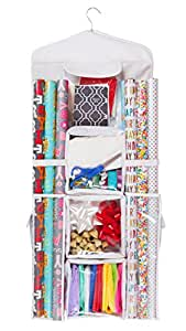 Rated 5 out of 5 by Jarhead from Hanging gift bag organizer I love the gift bag organizer it has helped me to get all of my bags organized. I brought two of them one for my all occasion gift bags and one for my Christmas bags and tissue paper/5(42).