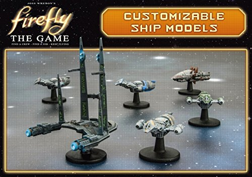 Firefly The Game Customizable Ship Model -