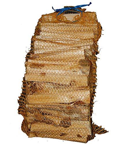 Anfeuerholz im Netz a 3 kg, entzü ndliche Holzstü cke, trocken, sofort einsetzbar Landree Holzhof