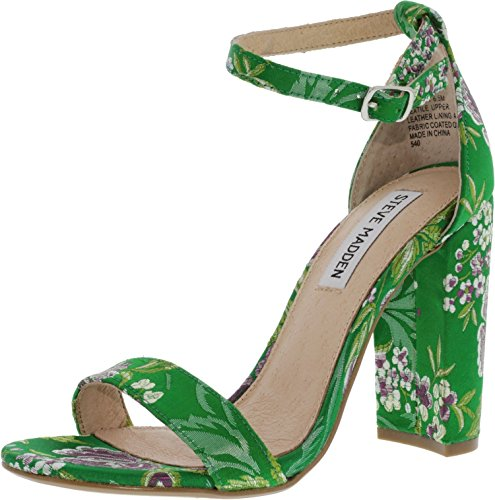 Green Dress Madden Multi Steve Carrson Sandal Women's xpOt4XwUq