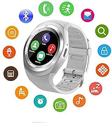 Reloj Inteligente Y1, Pantalla TáCtil Reloj TeléFono ...