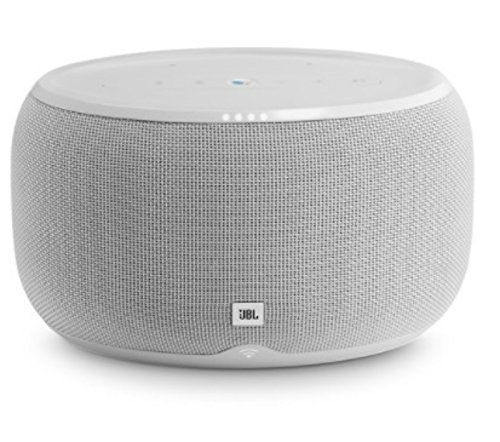 JBL Link 500 Wireless Speaker with Google Voice Assistant White JBLLINK500WHTUS