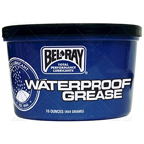 Bel-Ray Waterproof Grease - 16oz. Tub 99540-TB16W by Bel-Ray ()