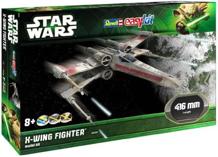 Revell - 06690 - Star Wars - Easy Kit - Maquette - Star Wars X-Wing Fighter