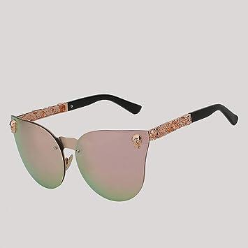 KUNHAN Gafas de sol Gafas De Sol Sin Montura De Metal para ...