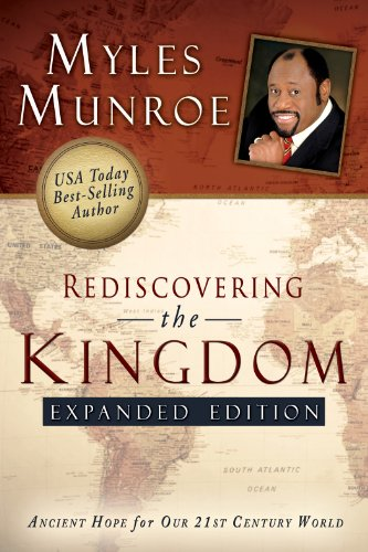 Rediscovering the kingdom expanded edition kindle edition by myles rediscovering the kingdom expanded edition by munroe myles fandeluxe Images