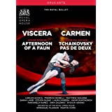 Carmen - Viscera - Afternoon of a Faun - Tchaikovsky pas de deux