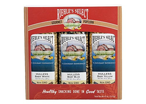 Riehle's Select Popping Corn 3-Pack