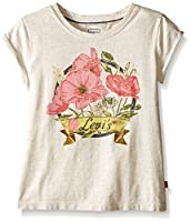 Levi's Girls' Flower Graphic Tee