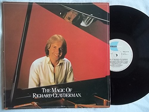 Richard Clayderman - Richard Clayderman The Magic Of Richard Clayderman 2x Vinyl Lp - Zortam Music