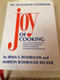 Joy of Cooking 1975 Ed