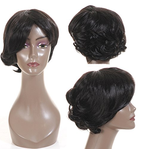 Sunber Fashion Synthetic Natural Hairstyle product image