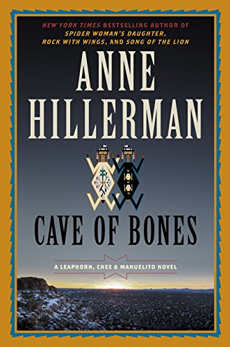 Image of Cave of Bones: A Leaphorn, Chee & Manuelito Novel
