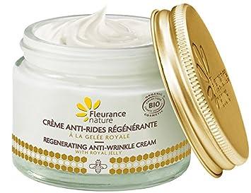a27c3953da3 Fleurance Nature Crème Anti-Rides Régénérante à La Gelée Royale Cosmétique  Bio 50 ml