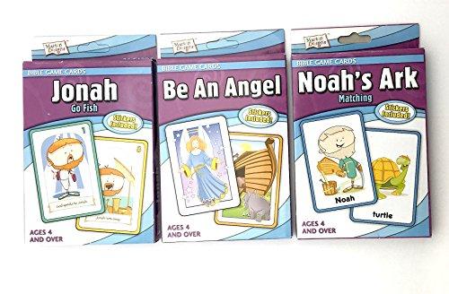 jonah go fish card game - 5