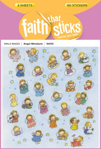 (Angel Miniature (Faith That Sticks Stickers))