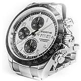 [フォルティス]FORTIS Classic Cosmonauts Ceramic Limited Edition(クラシック・コスモノート セラミック リミテッド・エディション) クロノグラフ メンズ 腕時計 401.26.72M[正規輸入品]