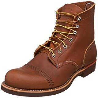 Red Wing Heritage Iron Ranger 6-Inch Boot, Oro Russet, 10 D(M) US (B002N2PBFW) | Amazon price tracker / tracking, Amazon price history charts, Amazon price watches, Amazon price drop alerts