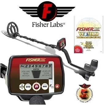 Detector de metales Fisher F11