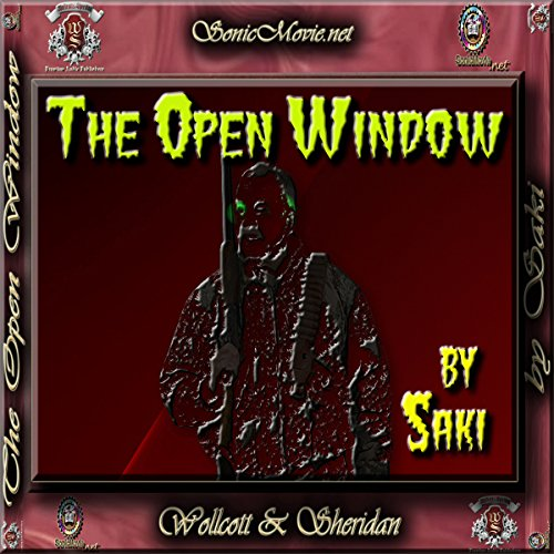 the open window 感想 saki hector hugh munro 読書メーター