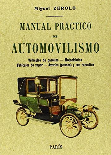 Descargar Libro Manual Práctico De Automovilismo Miguel Zerolo
