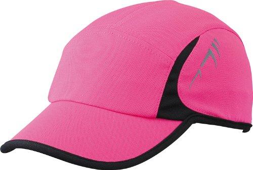 única Beach Gorra pink black 4 Panel Myrtle talla Running axqRqwY