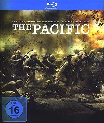 Amazon Com Bd The Pacific Mini Serie 6 Discs Blu Ray Import Allemand Movies Tv